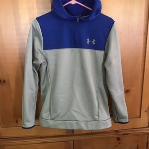 Under Armour Storm 1 Quarter-Zip Boys Hoodie